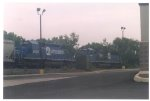 Conrail 6706 (NS 5402) & Conrail 6408 